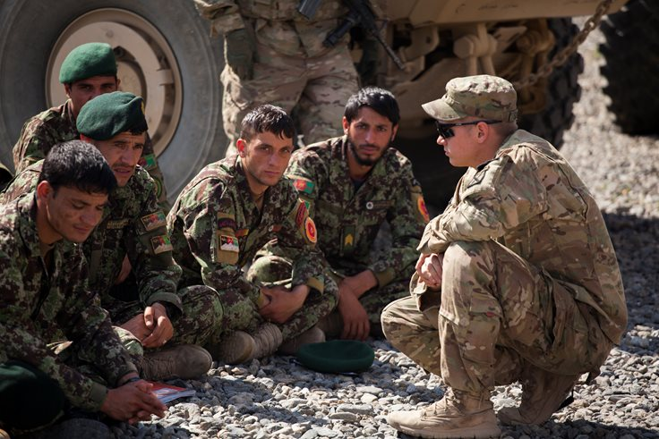 Afghan National Army Fact