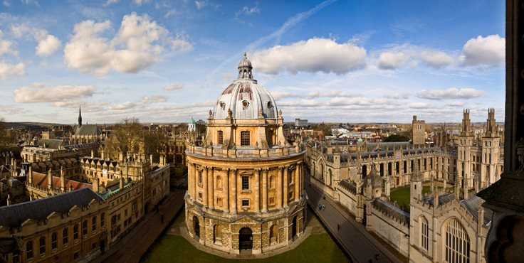 Amazing Libraries Bodleian
