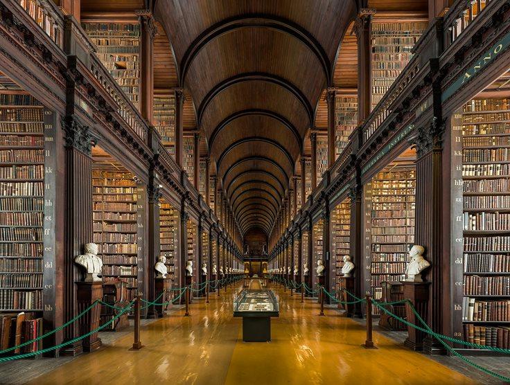 Amazing Libraries Trinity