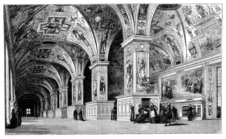 Amazing Libraries Vatican