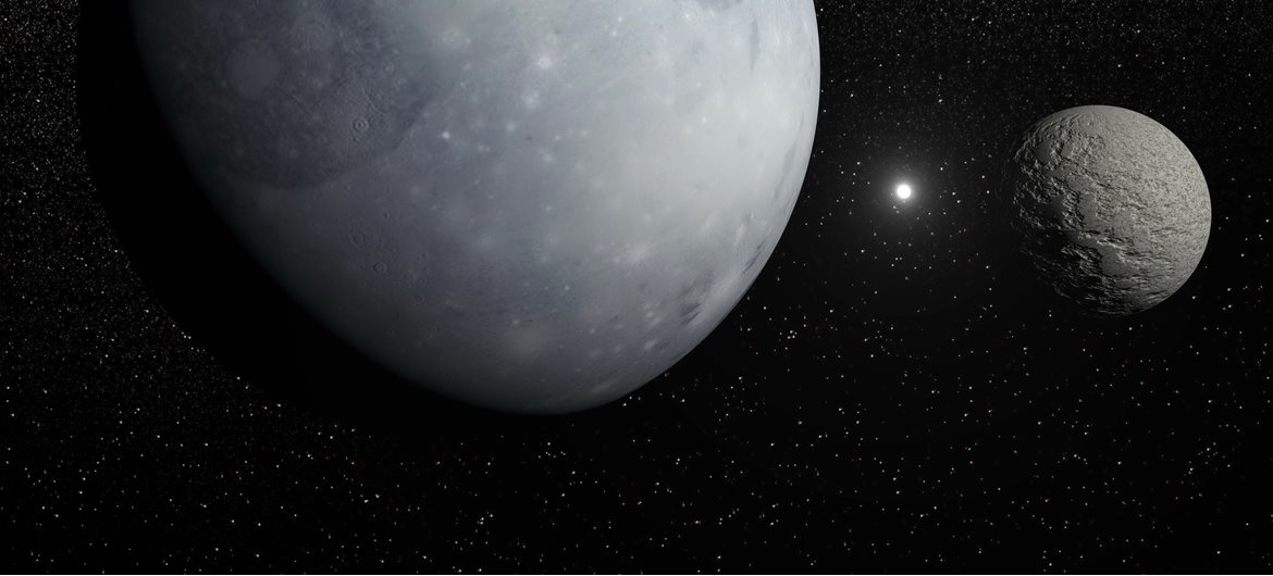Styx Pluto S Moon: 30 Surprising Facts About Charon
