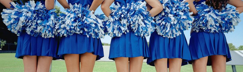 Cheerleading Facts