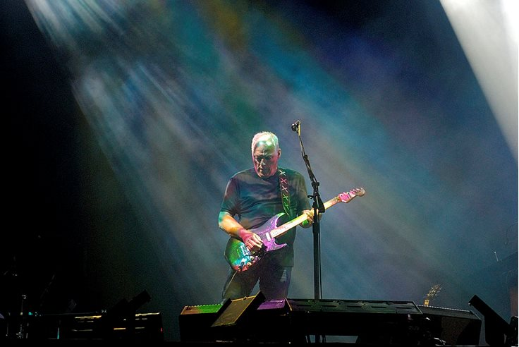 David Gilmour Vocals