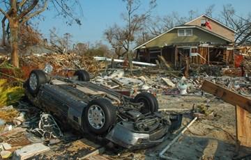 Interesting Hurricane Katrina Fact