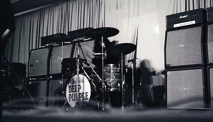 Deep Purple Rock
