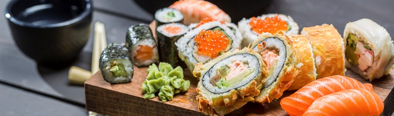 Sushi Food Facts