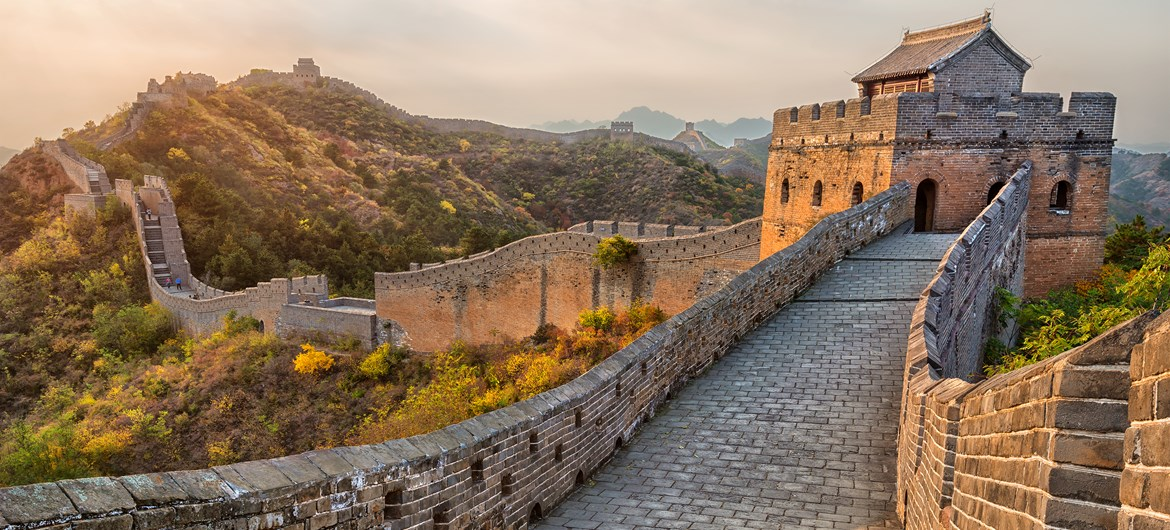 What Does Great Wall Of China Tattoo Symbolize: 39 Outstanding Great Wall Of China Facts