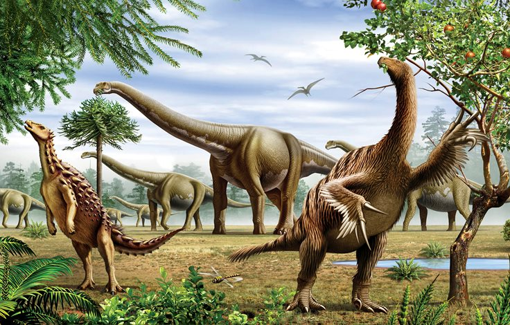 95 Mind-Blowing Dinosaur Facts