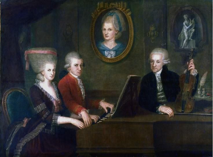 Interesting Mozart Facts