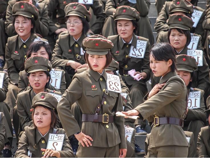 North korea nude girls-5767