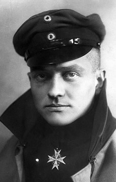 Interesting Red Baron Facts