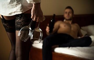 Sex wine women