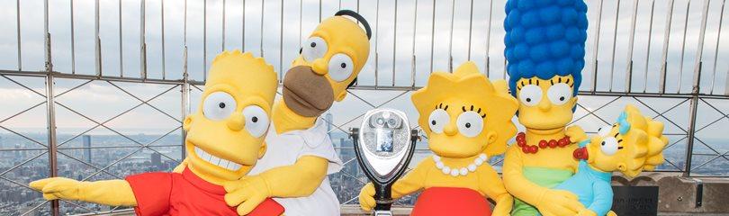 The Simpsons Popular